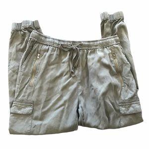 Soyaconcepts green cargo pants